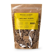 Bocce's Bakery Whole Wheat PB Recipe Dog Treats, 3-lb Bag
