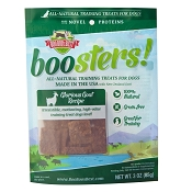 Boo Boo's Best Glorious Goat Recipe Dehydrated Training Treats for Dogs