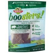 Boo Boo's Best Perfect Pork & Wild Boar Recipe Dehydrated Training Treats for Dogs