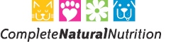 Complete Natural Nutrition Dog Treats