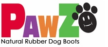 Pawz Dog Boots & 1Z Coat with Built-In Dog Harness