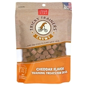 Cloud Star Chewy Tricky Trainers Cheddar Flavor Dog Treats, 5 oz