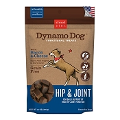 Cloud Star Dynamo Dog Hip & Joint with Bacon & Cheese Dog Treats