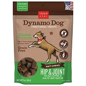 Cloud Star Dynamo Dog Hip & Joint with Chicken Dog Treats, 5 oz