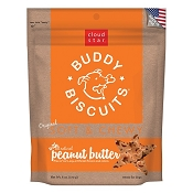 Cloud Star Soft & Chewy Buddy Biscuits Peanut Butter Flavor Dog Treats