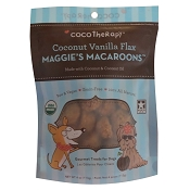 Cocotherapy Maggies Macroons Coconut Vanilla Flax Dog Treats
