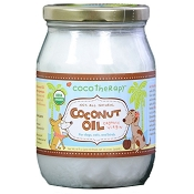 Cocotherapy Organic Virgin Coconut Oil for Dogs & Cats, 16 Ounces