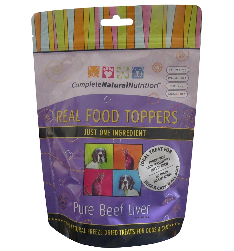 Complete Natural Nutrition Real Food Toppers