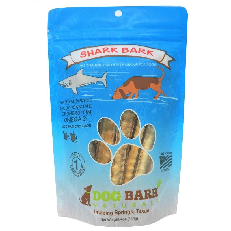 Shark Cartilage Dog Treats
