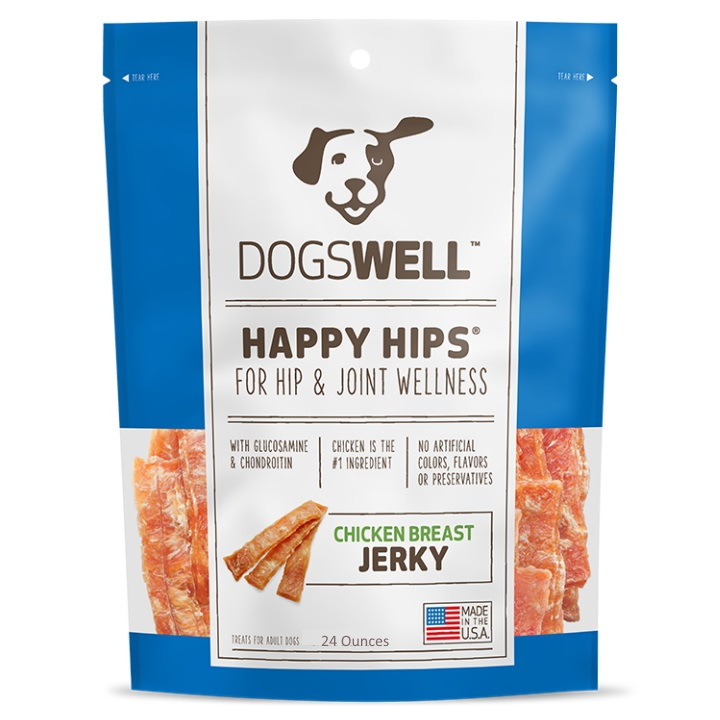 Happy Hips Dog Food Review