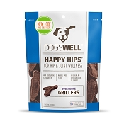 Dogswell Happy Hips Grillers Duck Tenders Dog Treats