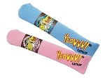 Yeowww! Catnip It's a Boy! Blue Cigar Cat Toy