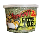 Yeowww! Catnip Tub, 2 Ounces
