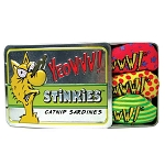 Yeowww! Catnip Tin of Stinkies Cat Toys