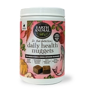 Earth Animal Daily Health Nuggets for Cats, 1-lb