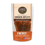 Earth Animal Energy USA Chicken Jerky Dog Treats, 8 Ounces