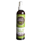 Earth Animal Herbal Flea and Tick Spray for Dogs