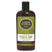 Earth Animal Tick and Flea Shampoo for Dogs
