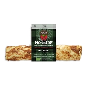 Earth Animal No-Hide Holiday Christmas Chicken Chews Dog Treats, 11