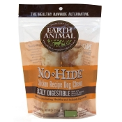 Earth Animal No Hide Chicken Chews Dog Treats, Small, 2 Pack