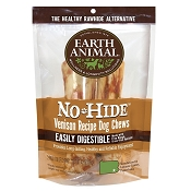 Earth Animal No-Hide Venison Chews Dog Treats, 7