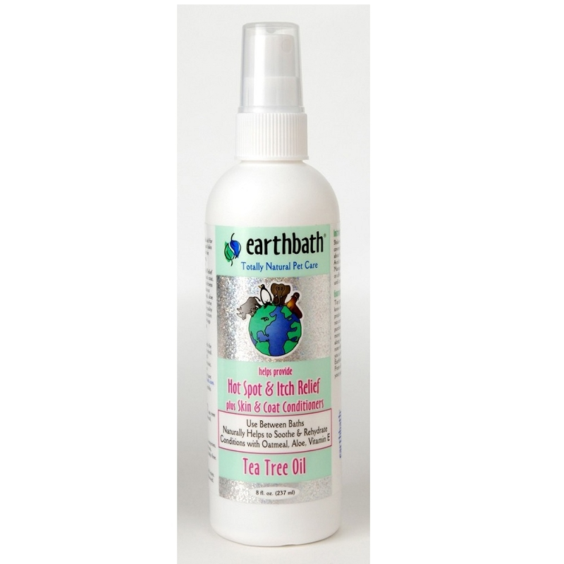 Natural Spray For Dog Itch