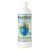 Earthbath Tea Tree & Aloe Shampoo For Dogs