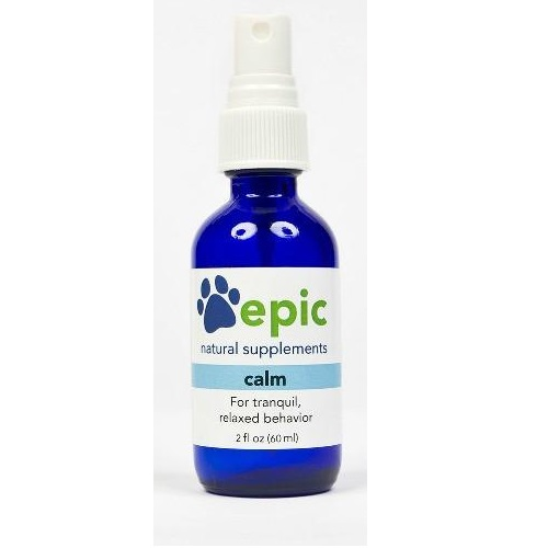 Epic Pet Health Calm Electrolyte Odorless Anxiety Supplement for Dogs &  Cats, 1-oz Spray | NaturalPetWarehouse com