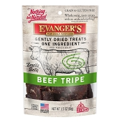 Evanger's Nothing but Natural Beef Tripe Freeze-Dried Dog & Cat Treats, 3.5-oz