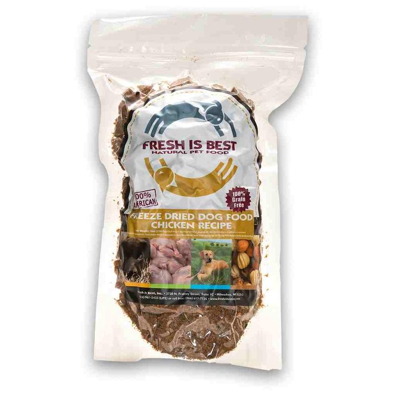 fresh is best chicken recipe freeze dried dog food 8 oz. Black Bedroom Furniture Sets. Home Design Ideas