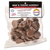 Fresh is Best Freeze-Dried Beef & Veggie Morsels Dog Treats
