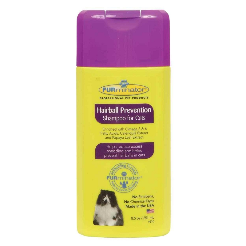 Best Cat Food For Hairball Prevention