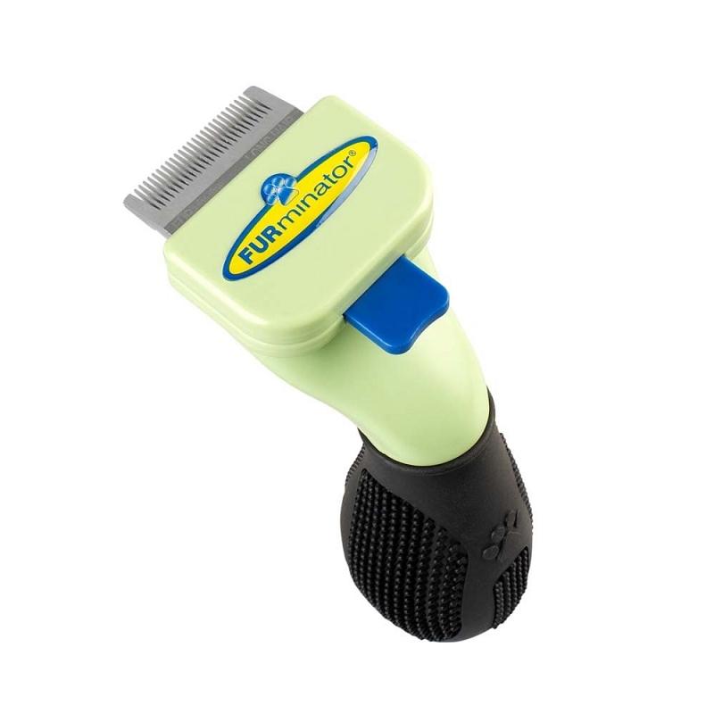 Furminator Short Hair Toy Breed Dog Deshedding Tool