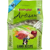 Grandma Lucy's Artisan Grain-Free Lamb Freeze-Dried Dog Food, 3-lb Bag
