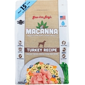Grandma Lucy's Macanna Turkey Recipe Freeze Dried Dog Food, 3-lb bag
