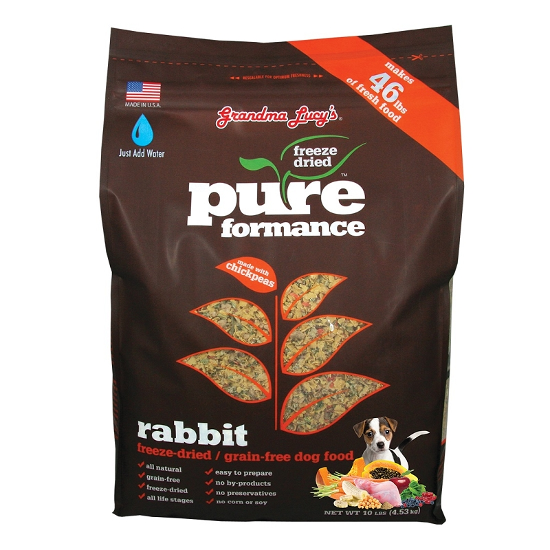 Primal Freeze Dried Dog Food Rabbit Formula - Amazon.com