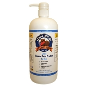Grizzly Joint Aid Liquid Hip & Joint Dog Supplement, 32-oz Bottle