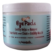 Happytails Eye Pads Tear Stain Remover for Dogs
