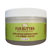 Happytails Fur Butter or Fur Worse Shea Butter for Dogs
