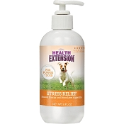 Health Extension Stress Relief Dog Supplement, 8-oz Bottle