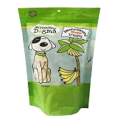 Healthy Dogma Blissful Banana Crisps Dog Treats, 5-oz Bag