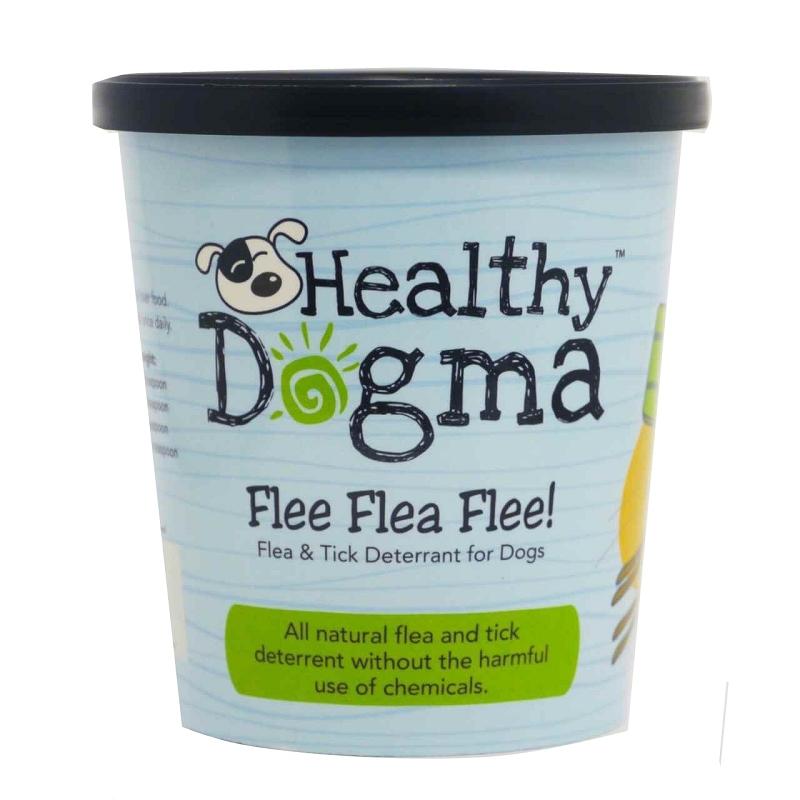 Healthy Dogma Flee Flea Flee Repellent For Dogs