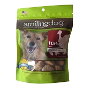 Herbsmith Smiling Dog Turkey Recipe Freeze-Dried Dog Treats