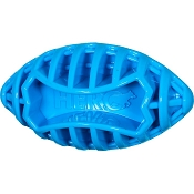 HERO USA Football Dog Toy, Blue, Large