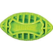 HERO USA Football Dog Toy, Green, Large
