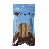 Himalayan Dog Chew Yaky Churro Cheese Recipe Dog Treats, 4 count