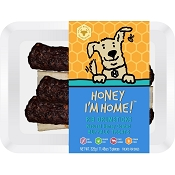 Honey I'm Home Honey Coated Buffalo Rib Drumsticks Dog Treats