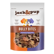 Jack & Pup Bully Bites for Dogs, 6.8-oz Bag