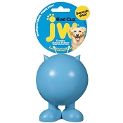 JW Pet Bad Cuz Rubber Dog Toy, Medium