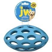 JW Pet Hol-ee Football Dog Toy, Large